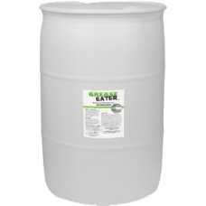 Grease Eater Degreaser - 55 Gal Drum - Hood Cleaner Preferred, Super Strong - Concentrated