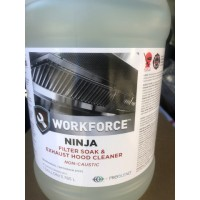 Ninja Degreaser (4 Gal Case) - Concentrated