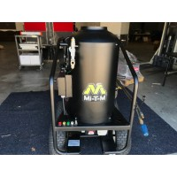 Mi-T-M - Pressure Washer - 4,000 psi - Hot Water and Wet Steam