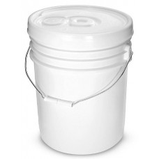 5 Gallon Bucket with Lid and Spout (UV Rated)