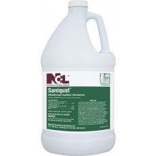 MFS's Saniquat - Concentrated - 4 Gal Case (Virus Disinfectant)