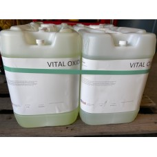 Vital Oxide - EPA Registered Disinfectant, Sanitizer & Cleaner