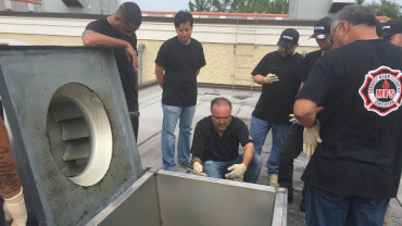 Kitchen Exhaust Hood Cleaning Training & Certification