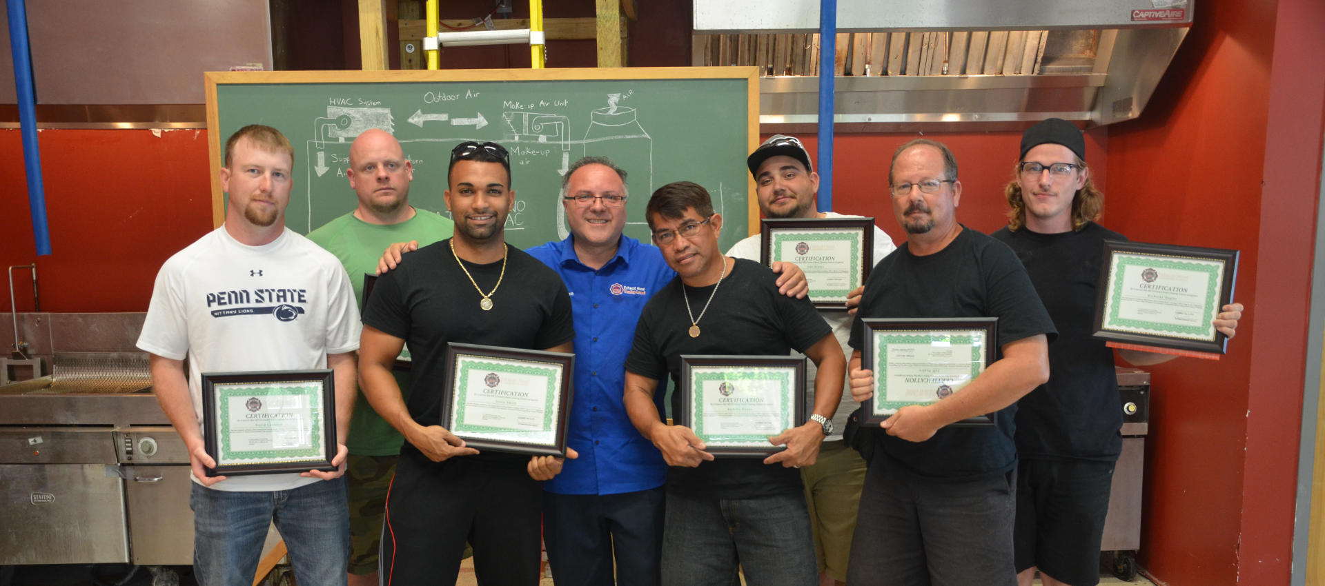 Exhaust Hood Certification and Vent a Hood Cleaning School | MFS